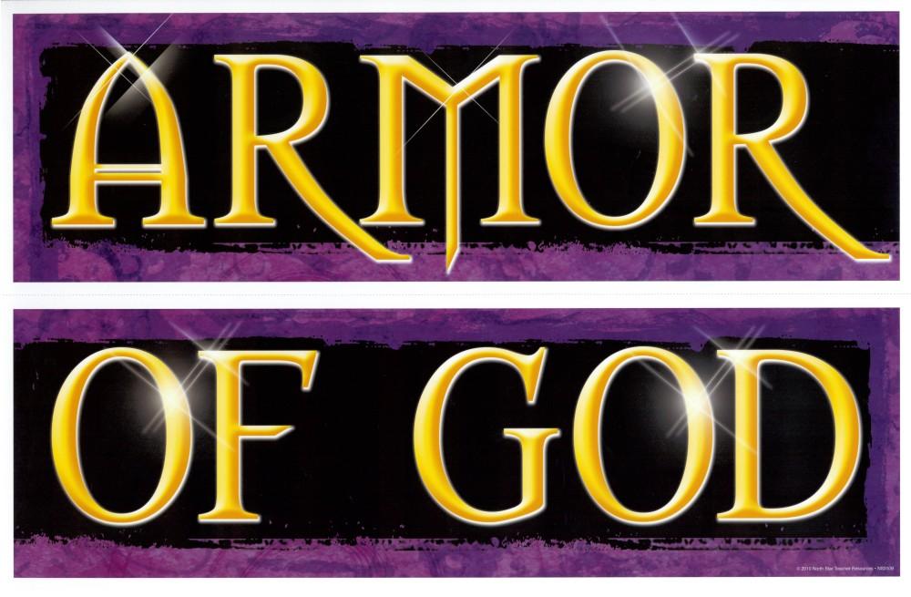 Warrior Husband - Armor of God, We are at WAR! (6/6)