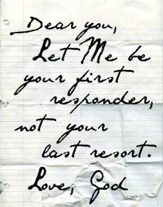 God First Responder
