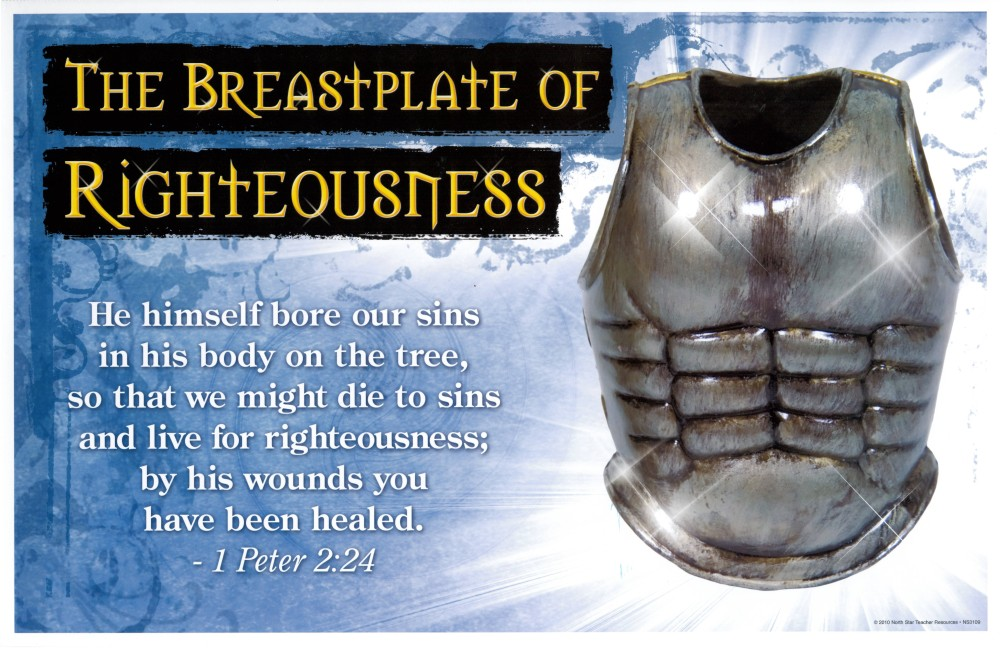 Warrior Husband - Armor of God, We are at WAR! (3/6)