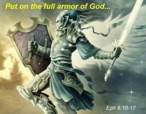 soldier for God