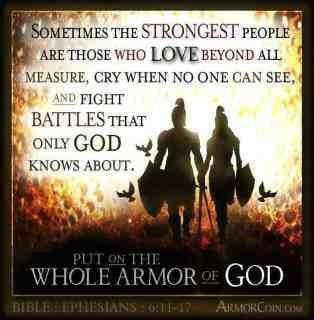 Warrior Husband - Prayer, Weapon of a True Warrior (2/2)